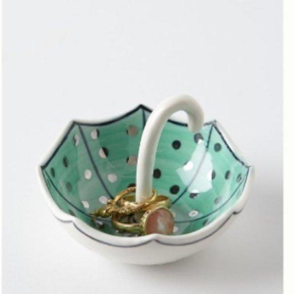Anthropologie | Molly Hatch Umbrella Ring Dish